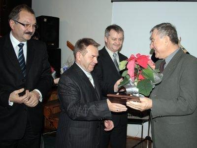 Pierwszy z prawej: Kazimierz Zmitrukiewicz