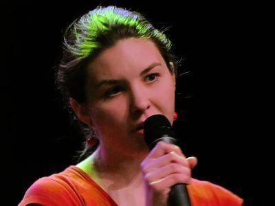 """Paulina Kaczmarska zaśpiewała piosenkę """"Fever"""""""