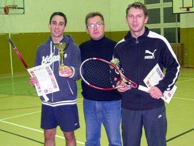 Od lewej: Przemysław Juda, Mirosław Sakowski i Rafał Kwieciński