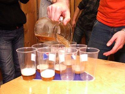 BeerPong to znakomita zabawa dla miłośników piwa