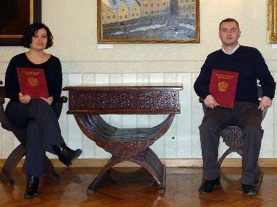 Katarzyna Gil i Krzysztof Kostka