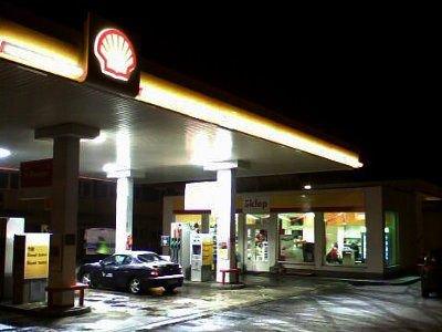 Mężczyzna ukradł pieniądze ze stacji paliw Shell przy ul. Kościuszki