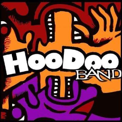 """Okładka płyty """"HooDoo Band"""""""