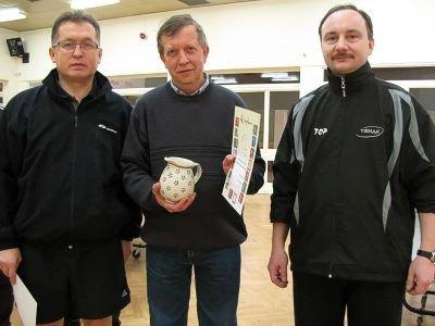 W środku: Andrzej Talar