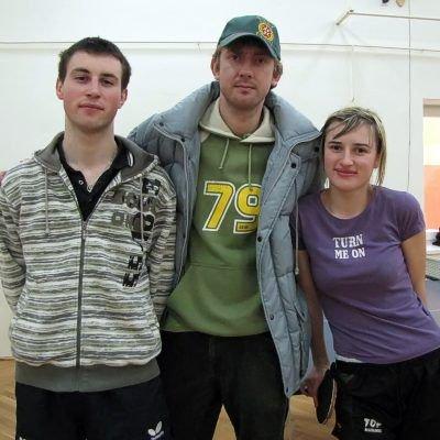 Tomasz Kowal, Krzysztof Ruliński i Monika Kowal
