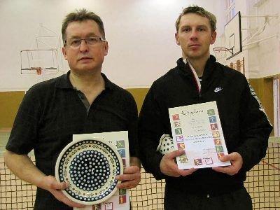 Od lewej: Mirosław Sakowski i Rafał Kwieciński