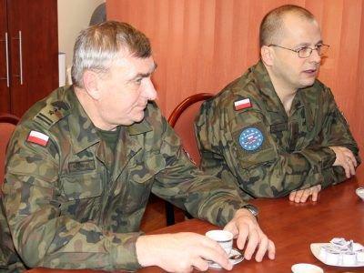 Od lewej: Roman Kłosiński i Jarosław Kraszewski