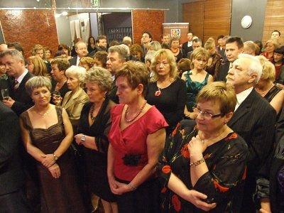 Na uroczystą galę przybyło wielu znanych bolesławian
