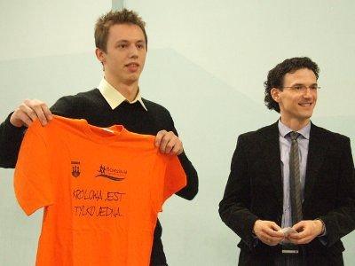 Jacek Nabożny i Maciej Małkowski