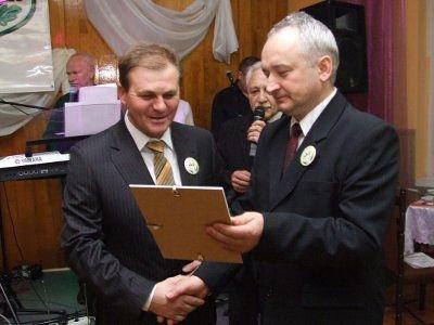 W kategorii Sponsorski Debiut Roku wyróżnienie otrzymał Mieczysław Żuraw