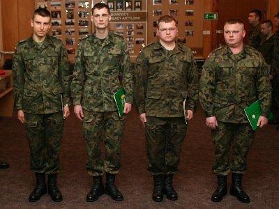 Nowi kaprale 23 Śląskiej Brygady Artylerii