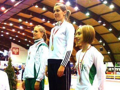 Karolina Kędzia zdobyła złoty medal w pięcioboju kobiet