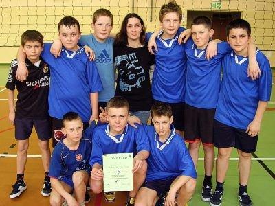 Ekipa z Raciborowic