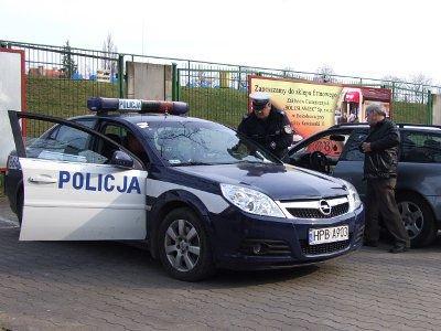 """W policyjnej akcji """"Pierścień"""" brało udział 20 radiowozów"""