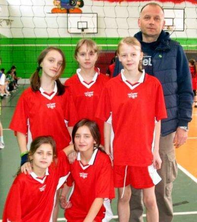 Ekipa z SP nr 2 w Bolesławcu