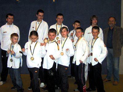W niemieckim turnieju bolesławianie zdobyli 10 medali