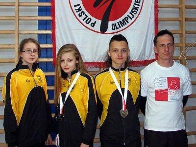 Na Ogólnopolskiej Olimpiadzie Młodzieży zawodnicy UKS Ilyo zdobyli dwa medale