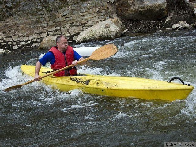 Za nami impreza otwierająca sezon wodny na rzece Kwisie