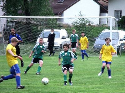Pojedynek z Niemcami (Brazylią) zakończył się zwycięstwem bolesławian (Portugalii) 3:1