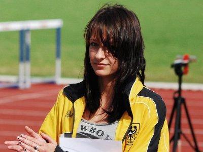 Aneta Bujak - 8 miejsce w rzucie oszczepem i 16 miejsce w rzucie młotem