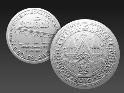 Monety będą funkcjonować jako bony towarowe. Przez okrągły rok można będzie płacić nimi za towary i usługi, a także wymieniać na złotówki