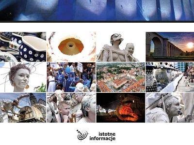 Na dwunastu zdjęciach przedstawione jest bogactwo i różnorodność najważniejszej miejskiej imprezy
