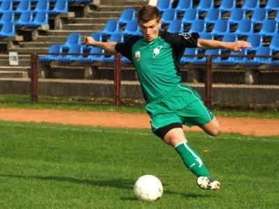 Dobry mecz rozegrał Łukasz Filipiak. Piłkarz miał swój udział przy dwóch bramkach dla BKS