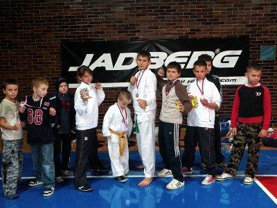 W czeskich zawodach bolesławianie zdobyli 7 medali
