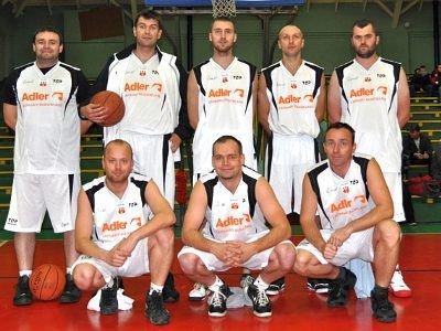 Koszykarze TOP Bolesławiec