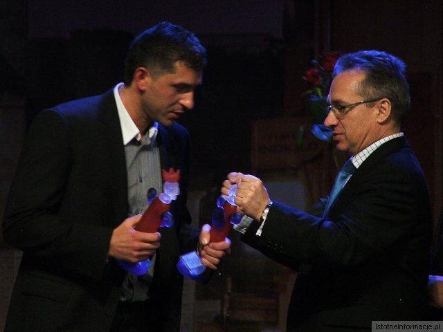 Krzysztof Samonek i Piotr Roman