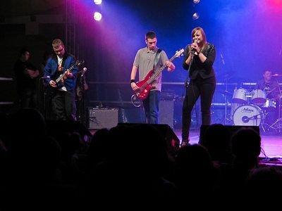 Występ zespołu Random podczas koncertu WOŚP 2011