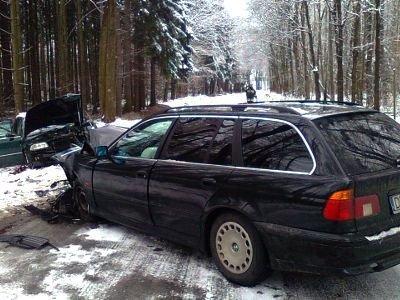 W wyniku zderzenia rannych zostało 7 osób