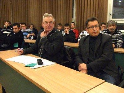 Do nowego zarządu dołączył radny Mirosław Sakowski