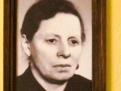 Aniela Dorosz w wieku 80 lat