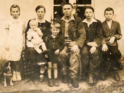 Rodzina Doroszów