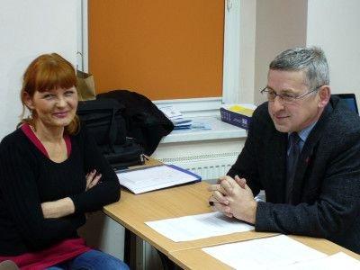 Hanna Tarnowska i Zbigniew Herbut założyli Bolesławieckie Stowarzyszenie Pro Animals po to, by zwierzęta nie były traktowane jak przedmioty