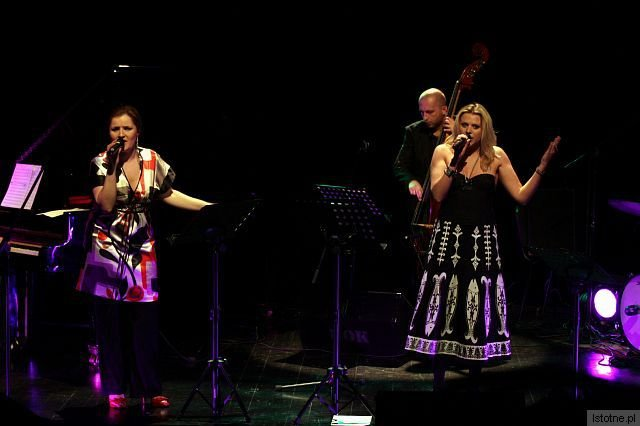 "Anna Serafińska i Maria Sadowska - ""Kaczmarski na jazzowo"""