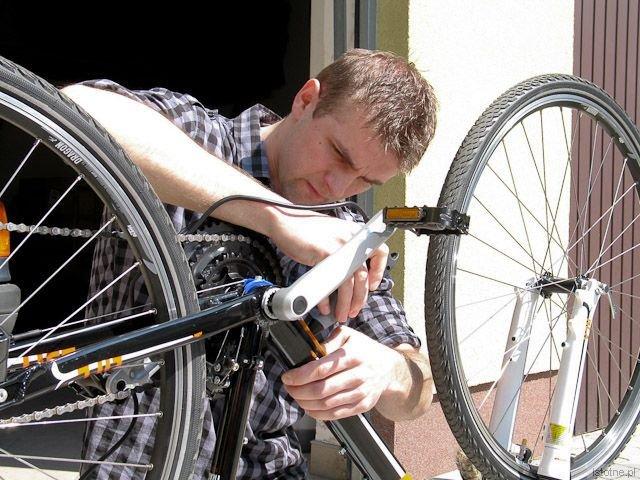 Strażnicy miejscy znakują rowery bezpłatnie
