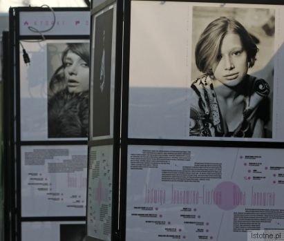 Wystawa jest prezentacją biografii i dokonań artystycznych 55 kobiecych gwiazd filmowych wielu pokoleń