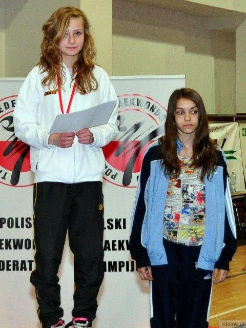 Po lewej: Paulina Stojanowska