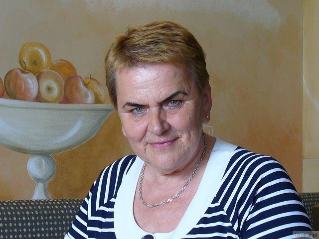 Zdzisława Pachom pływać wyczynowo zaczęła na emeryturze i jest zadowolona, że w Bolesławcu stać ją będzie na trenowanie ulubionego sportu