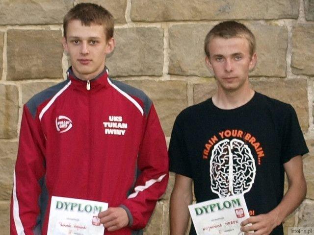 Wojciech Pachnik i Marek Wojnowicz