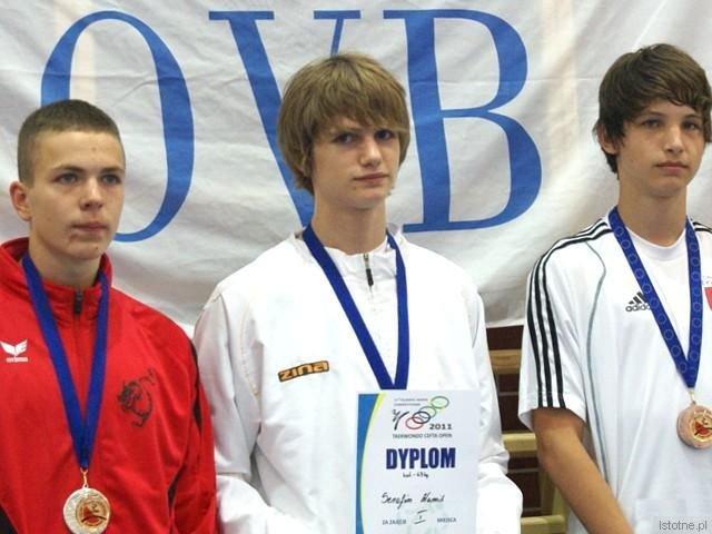 Złoto wywalczył także bolesławianin Kamil Serafin