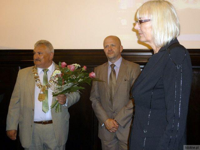 Józef Pokładek, Kornel Filipowicz i Łucja Wyrzykowska