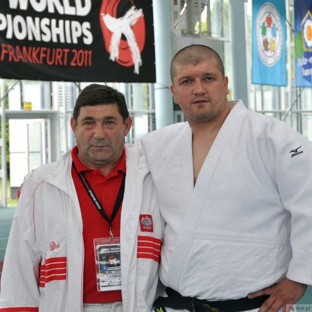 Edward Spraski i Mirosław Wolszczak