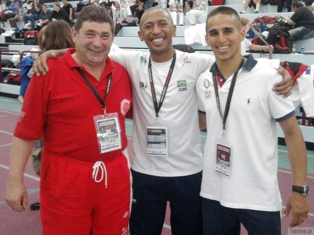 Spraski i zawodnicy z Brazylii
