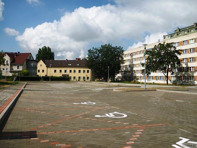 Nowy parking na ul. Buczka i ul. Cichej przewidziany jest na 60 miejsc postojowych