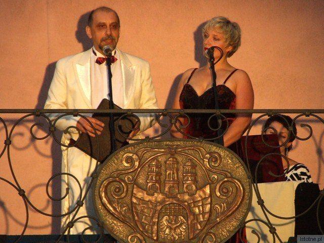 """Na schodach Ratusza odbył się koncert """"La Scala"""""""