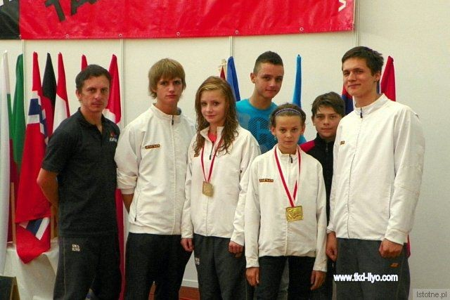 Mariusz Sulma, Kamil Serafin, Paulina Stojanowska, Remigiusz Różnicki, Wiktoria Knapczyk, Mateusz Boczarski i Yevgen Nikitin