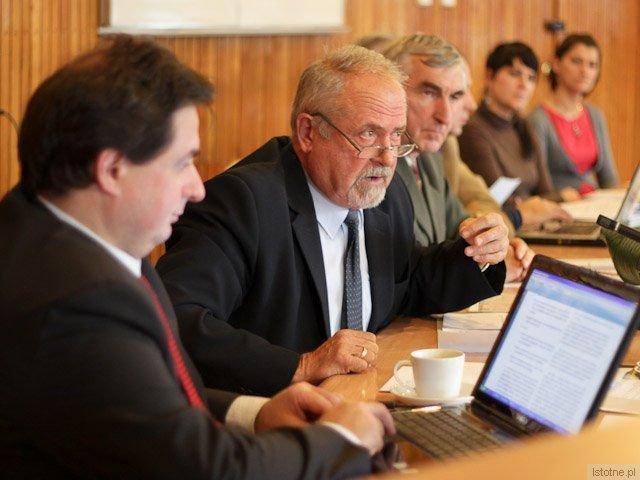 Jarosław Molenda i Karol Stasik
